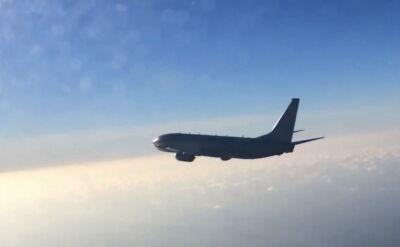 Amerykański samolot rozpoznawczy nad Bałtykiem. Rosjanie informują o przechwyceniu