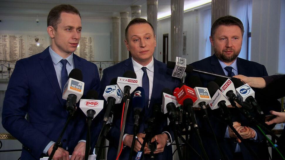 """""""Wielkie 'sprawdzam' dla polskich służb"""". PO wnioskuje do CBA w sprawie Kaczyńskiego"""