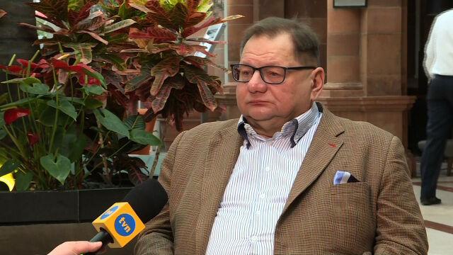 Ryszard Kalisz pełnomocnikiem Stefana Niesiołowskiego