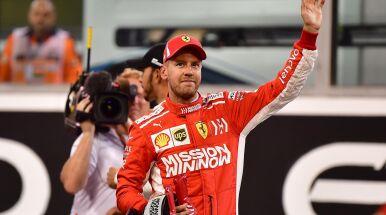 To może być ostatni sezon Vettela.