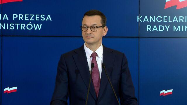 Premier o taśmach Kaczyńskiego: to pełne potwierdzenie uczciwości i wiarygodności