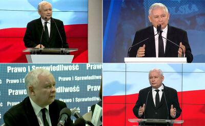 """""""Do polityki nie idzie się dla pieniędzy"""". Wypowiedzi Kaczyńskiego z 2018 roku"""