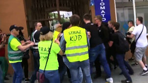 Po awanturze w Radomiu Błaszczak obwinia opozycję. Włącza się Rzecznik Praw Obywatelskich