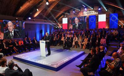 Łapiński: PO może nie przyjść na przemówienie prezydenta