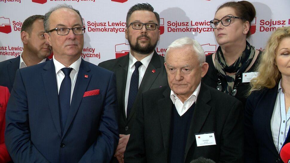 SLD przystępuje do Koalicji Europejskiej