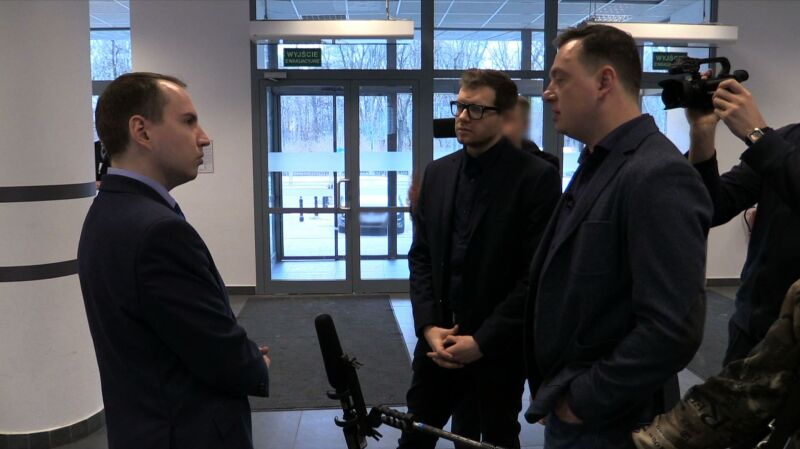 Prokuratorzy z Lublina zapoznają się ze sprawą Adama Andruszkiewicza