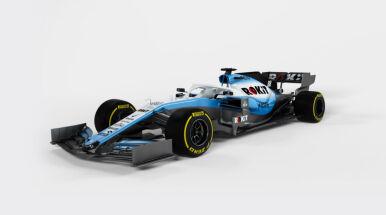 Williams pokazał grafiki bolidu Kubicy. Zdradził też plany testów w Barcelonie