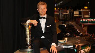 Były mistrz F1 przestraszony.