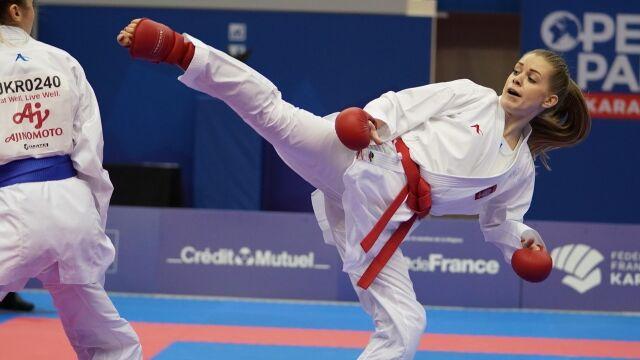 Mistrzyni karate wywalczyła dofinansowanie