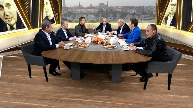 """Dyskusja w """"Kawie na ławę"""""""
