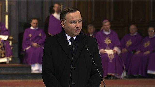 """""""Walczył o Polskę, w której ma zwyciężać uczciwość, a nie cynizm i draństwo"""""""