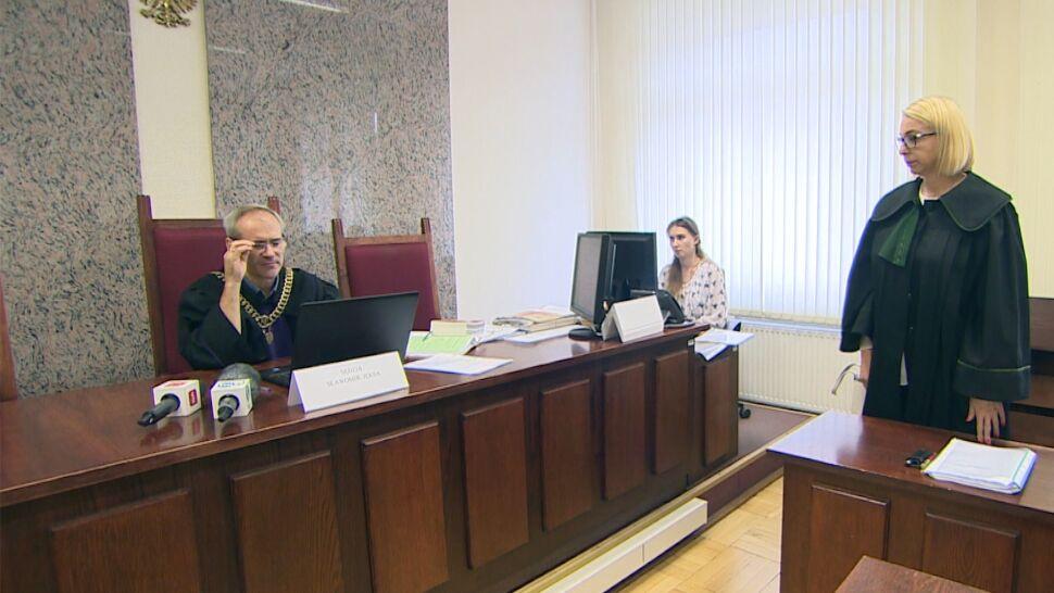 Uniewinnił żonę prezydenta Poznania. Sędzia Sławomir Jęksa z zarzutem dyscyplinarnym