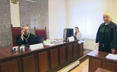Problemy sędziego, który uniewinnił żonę prezydenta Poznania