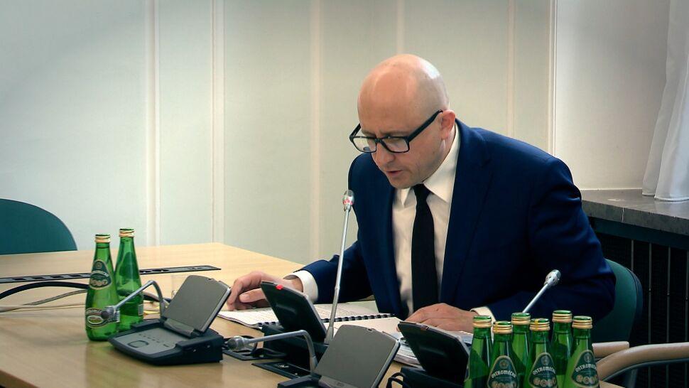 Dariusz Drajewicz z szeregowego sędziego rejonowego został wiceszefem Sądu Okręgowego w Warszawie