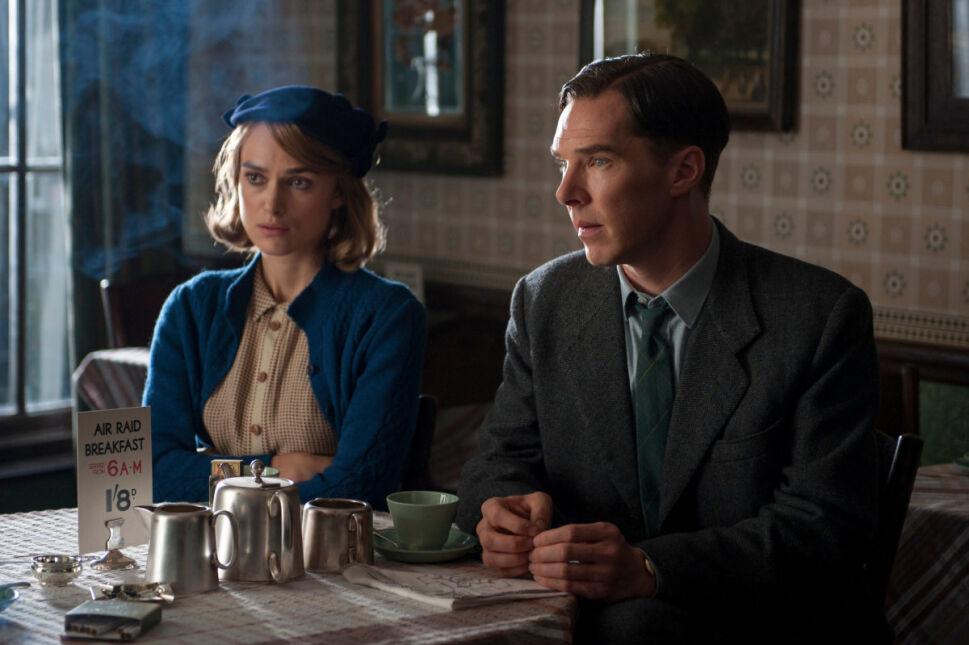 Keira Knightley i Benedict Cumberbatch