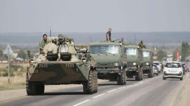 Saryusz-Wolski: Pełzający rozbiór Ukrainy. Rosja nas wszystkich ogrywa