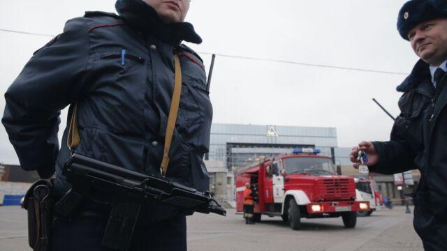 Rosja. Eksplozja w metrze