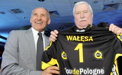 Lech Wałęsa patronem 71. Tour de Pologne