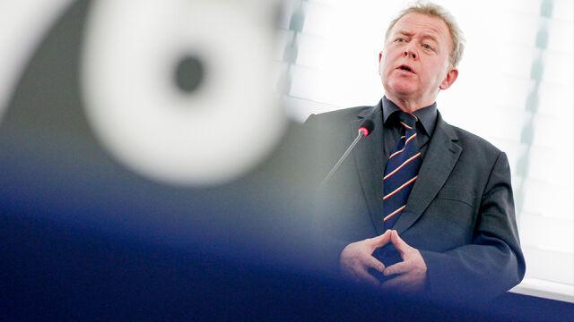 """Europoseł PiS usłyszał """"nie"""" w Parlamencie Europejskim"""