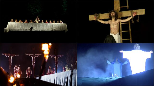 Judasz zagrał Chrystusa. Misterium Męki Pańskiej w Poznaniu