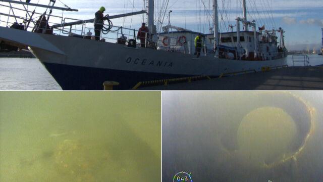 Badali broń chemiczną na dnie Bałtyku. Znaleźli torpedę