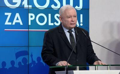 Kaczyński: chcemy wezwać wszystkich Polaków by poszli głosować