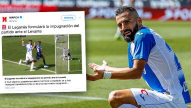 Skandal w Hiszpanii. Klub domaga się powtórzenia meczu od 44. minuty