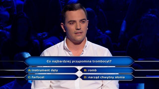 Pytanie o trombocyty za dwa tysiące złotych