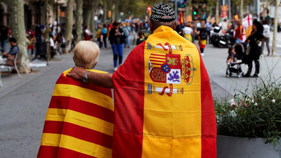 Marsz zbiegł się ze świętem narodowym. Chcą jedności kraju