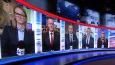 Rozpoczął się wieczór wyborczy w TVN24