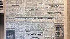 """Express Poranny"", 27 sierpnia 1930 r."