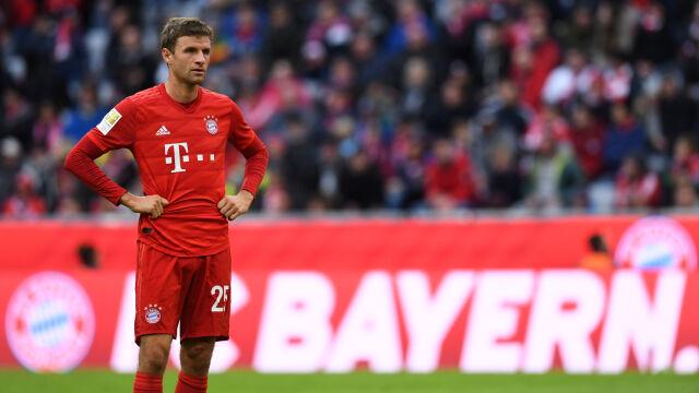 """""""Sport Bild"""": Mueller rozważa odejście z Bayernu"""