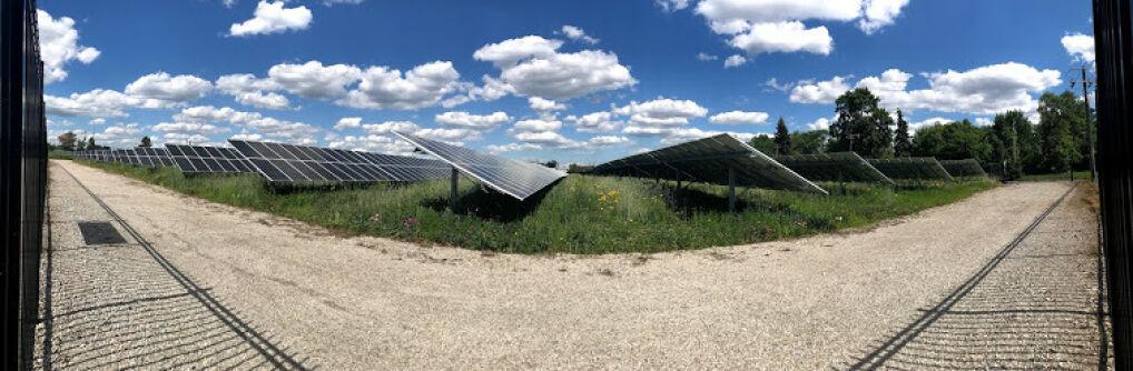 Farma fotowoltaiczna 2 MW wybudowana w partnerstwie publiczno prywatnym miasta z firma DTE Energy