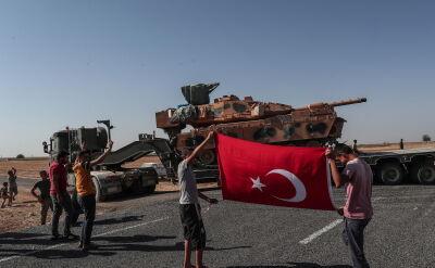Turecka ofensywa przeciw Kurdom w północnej Syrii