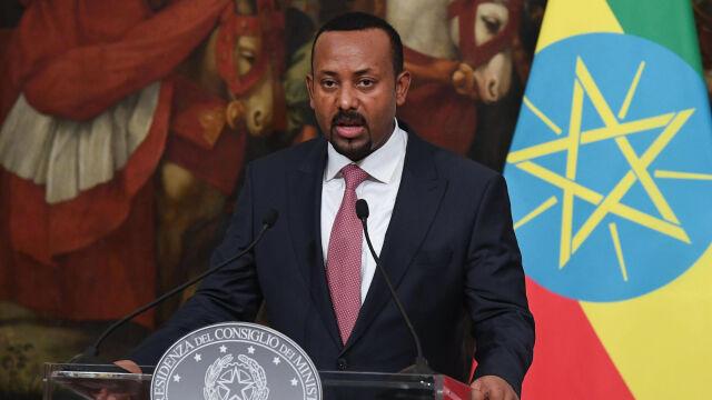 Premier Etiopii z Pokojową Nagrodą Nobla