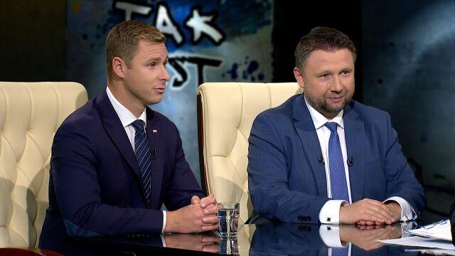 Marcin Kierwiński i Wojciech Zabłocki w Tak Jest