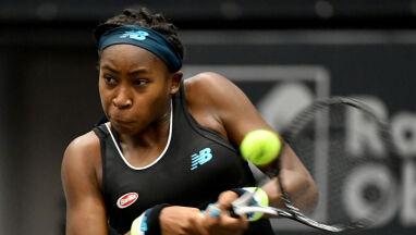 Kiki Bertens wyeliminowana. Rewelacyjna 15-latka zagra o finał turnieju WTA