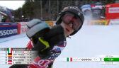 Goggia wygrała sobotni zjazd w Crans Montanie