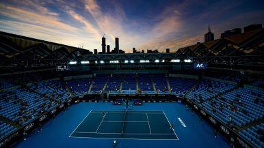 Kolejny problem organizatorów Australian Open. Wzrost zakażeń wśród tenisistów
