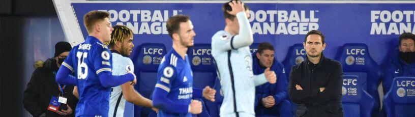 Chelsea bezradna w starciu z Leicester. Lampard na gorącym krześle