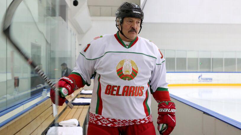 Białorusi odebrano mistrzostwa świata w hokeju
