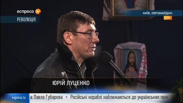 Jurij Łucenko: Zwyciężymy i to
