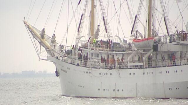 Dar Młodzieży ruszył w rejs. Wyszkoli 1000 żeglarzy