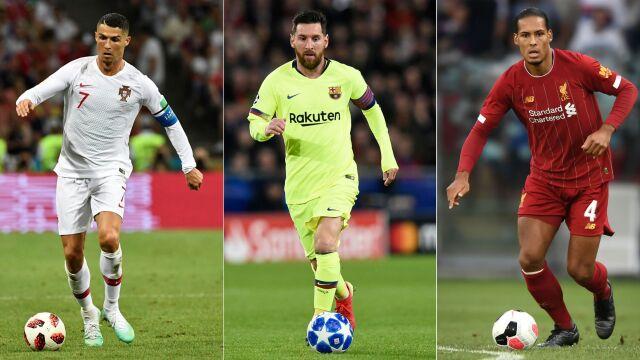 """Hiszpanie wiedzą, kto zdobędzie Złotą Piłkę. """"Został już o tym oficjalnie poinformowany"""""""