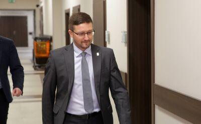 Prezes Sądu Rejonowego w Olsztynie zawiesił sędziego Pawła Juszczyszyna