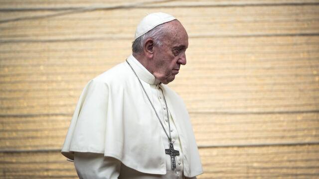 Samolot z papieżem przeleci nad Polską. Prezydent dostanie telegram