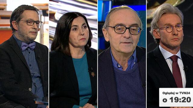 """""""Fakty po Faktach"""" o 19.20 w TVN24"""