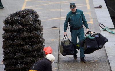 Hiszpańskie służby przejęły 3 tony kokainy z okrętu podwodnego