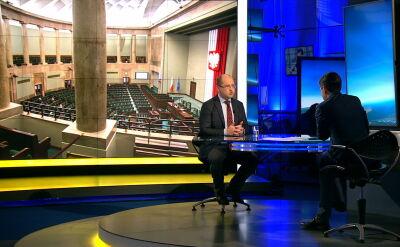 Bielan: sędzia Juszczyszyn nie jest od kwestionowania mandatu sędziowskiego innych kolegów