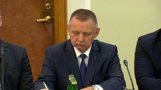 Marian Banaś przedstawił kandydaturę Tadeusza Dziuby na stanowisko wiceprezesa NIK